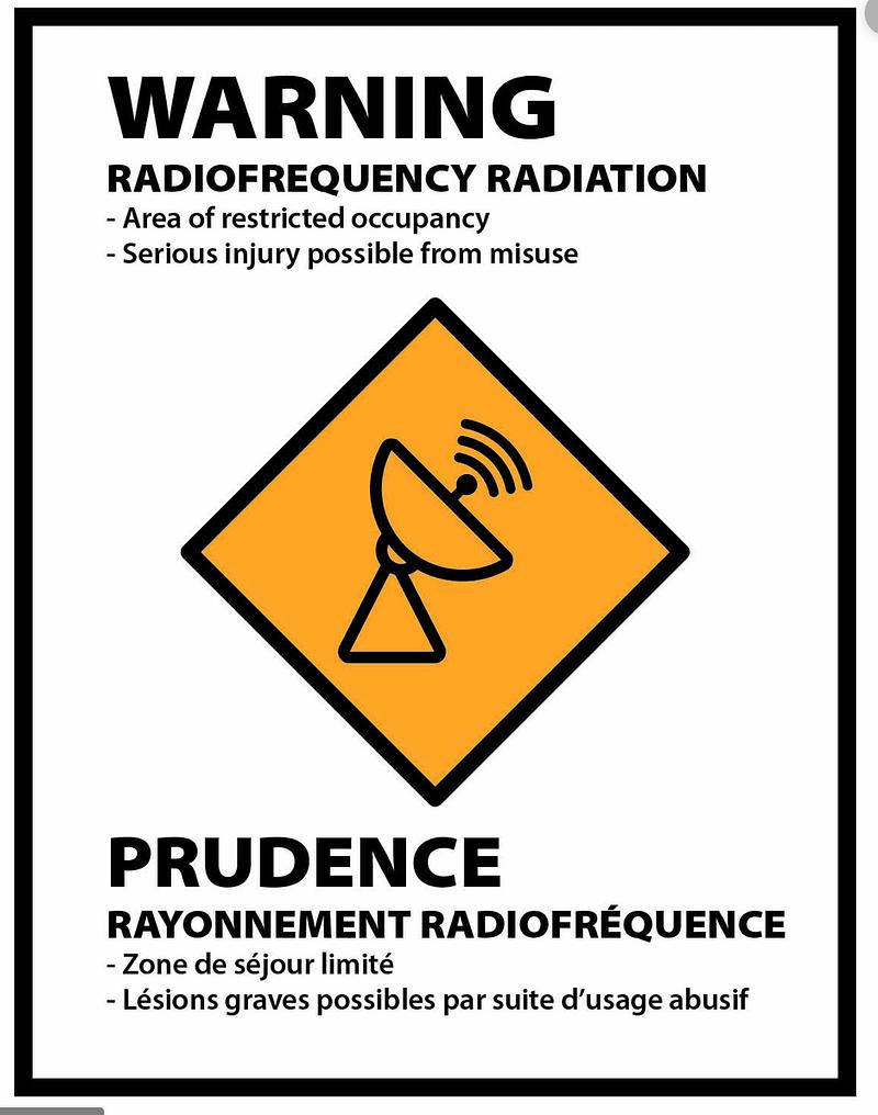 EMF RF Radiation